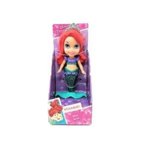 Disney Princess Mini Ariel Little Mermaid Figurine